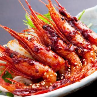 红虾kejang风格