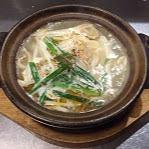 水餃子の小鍋 スープ風