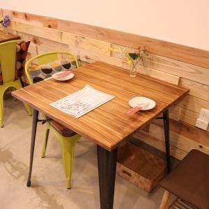 【1F】最大2名様までご利用頂けるテーブル席!デート利用にも◎