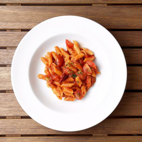 "Penne ""Arabita"" with tomato and chili"