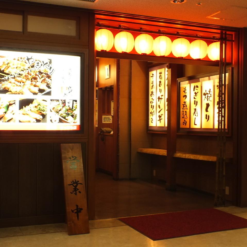 從札幌站16號出口直接連接