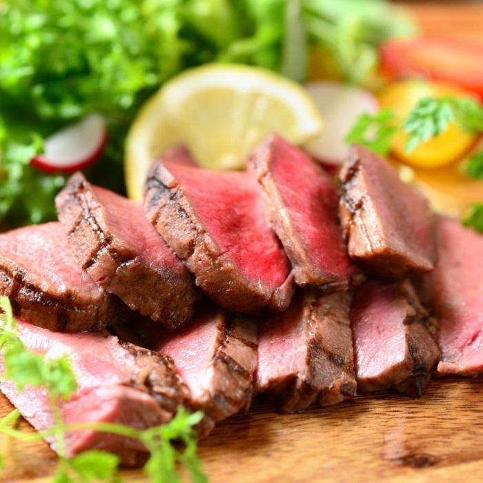 厚切りの牛タンを柔らかく、ステーキで食べませんか?