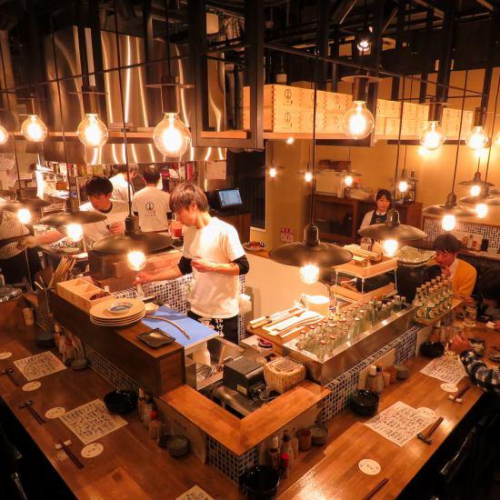 開運橋から徒歩3分!ろばた焼き料理とかまどのお店≪ほたる≫がオープン!