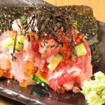 特製海鮮盛皿