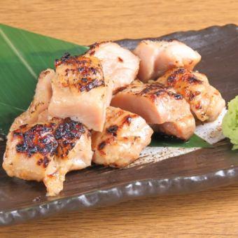 鶏の一夜干し 西京味噌焼き