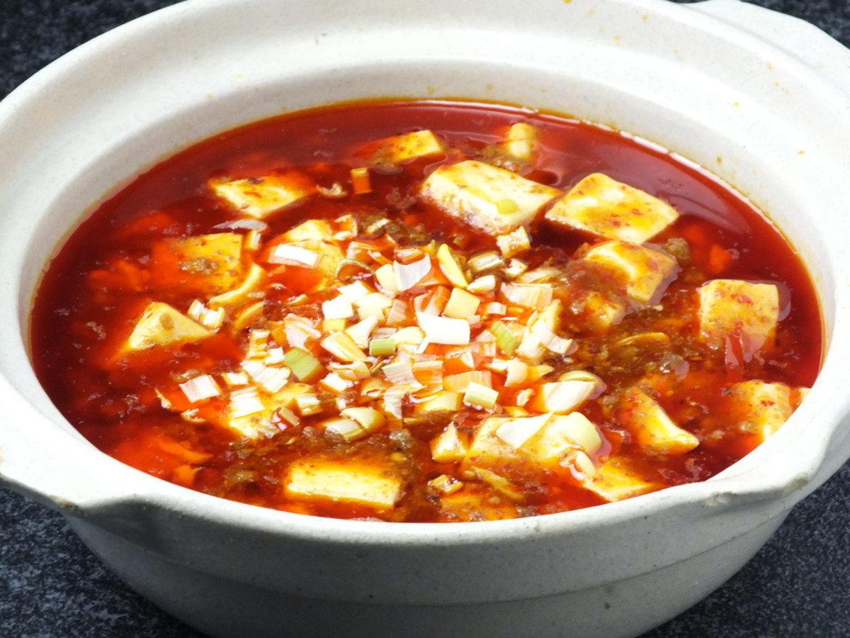 香港風麻婆豆腐/キクラゲと玉子炒め/かに玉