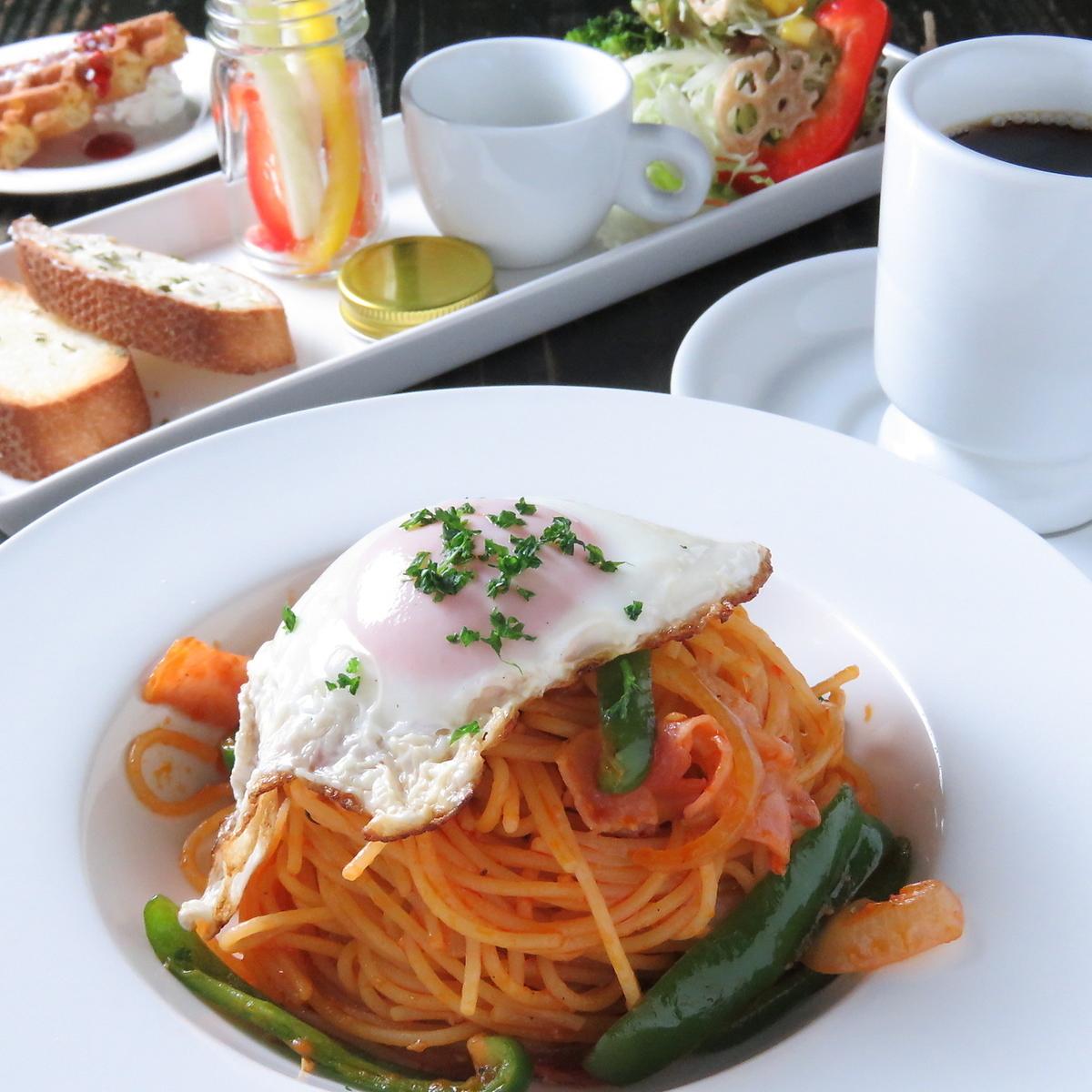 Daily spaghetti