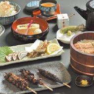 Eel whole course 6,000 yen (excluding tax)