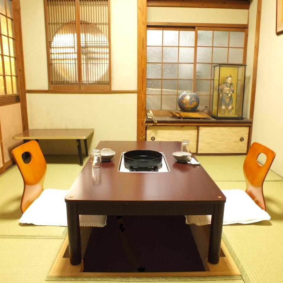 【另外】只有一个房间可以挖榻榻米房间。请尽快预订。可供2至5人入住。
