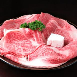 "【90 minutes with all you can drink】 Various banquets ... ""Special Recommended Sukiyaki"" Course 6500 yen (excluding tax)"