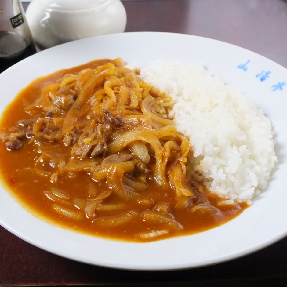 老式西餐口味哈西米500日元(不含税)