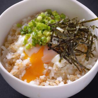 名古屋コーチンの卵かけご飯