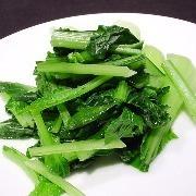 在这个季节炒蔬菜