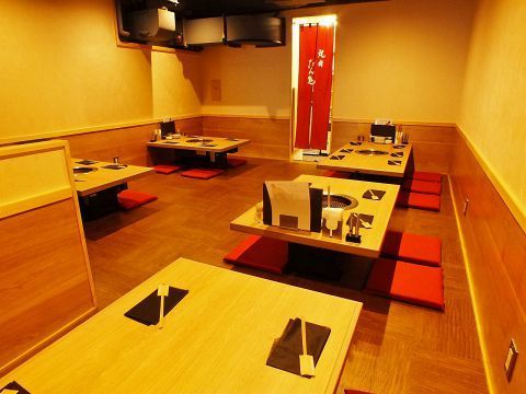 【2nd floor】 Charges available for 18 to 24 people