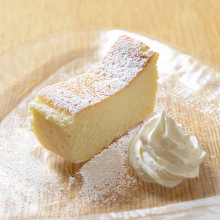 北海道花田牧場的芝士蛋糕