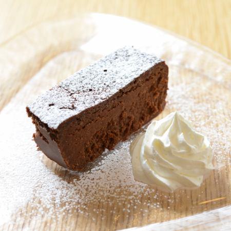北海道花田農場富有的Gateo巧克力