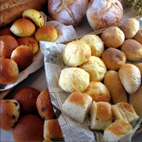 天然酵母のパン&ライス食べ放題