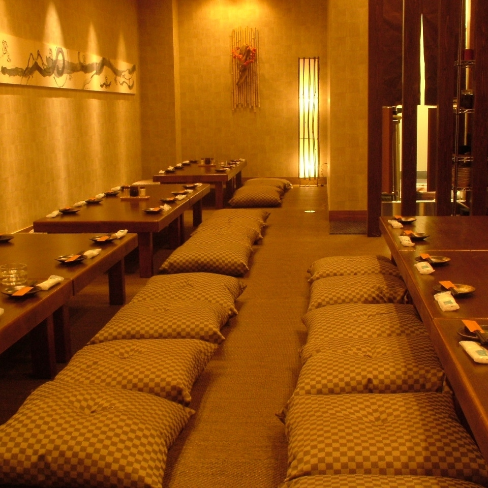 【4F】 Banquet for up to 40 people, with the partition off