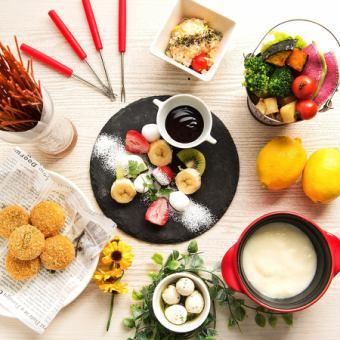 """""""午餐""""◆自助餐奶酪火鍋♪火鍋牧場<120分鐘,你可以喝的所有>> 7件2000"""