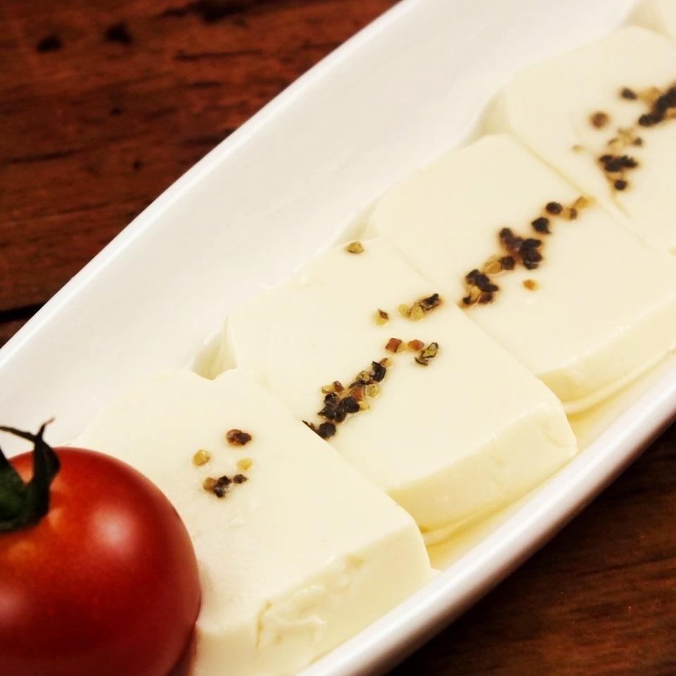 酒麹 크림 치즈