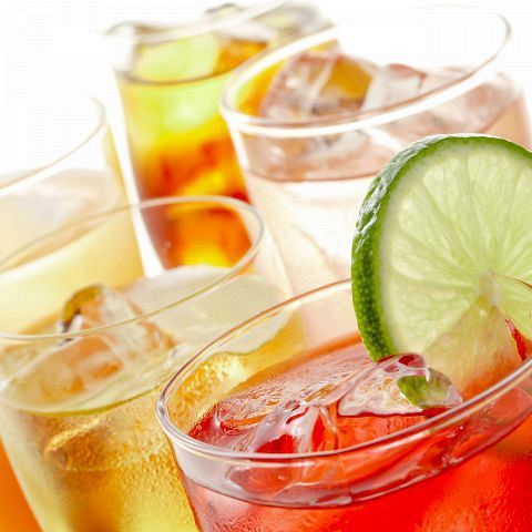 최대 5 시간 맘껏 마시기! 주말은 느긋 낮 연회에!