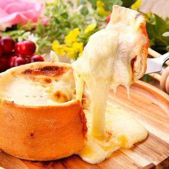 ◆關閉結束◆全面的奶酪停止!?花田牧場奶酪的芝加哥披薩所有你可以吃⇒1280