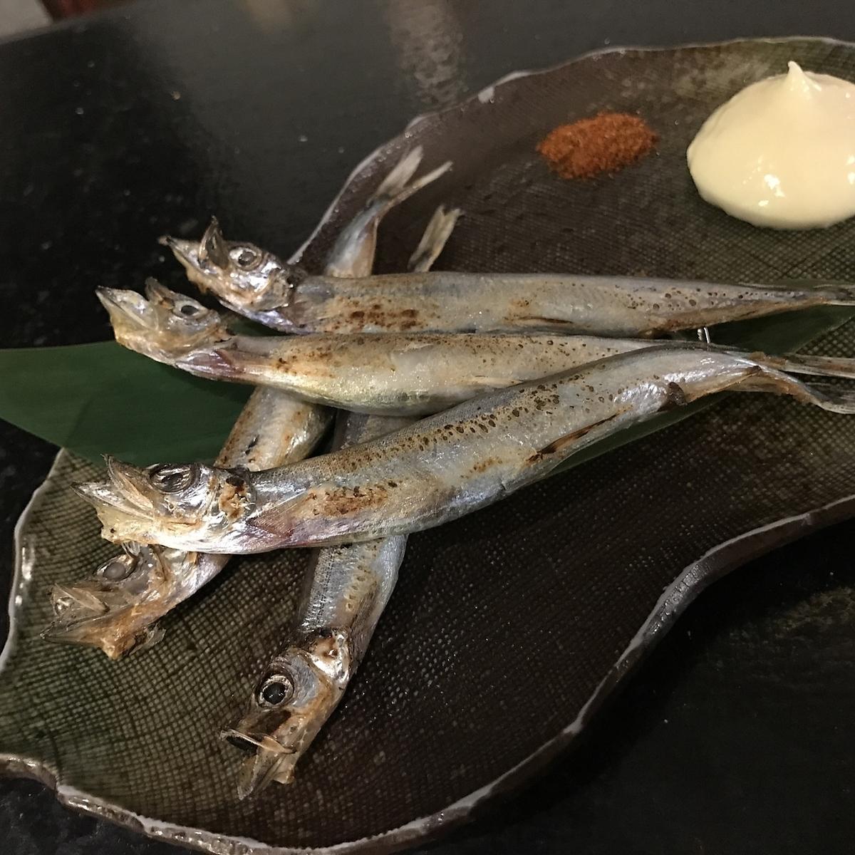 Children shrimps (5 animals)