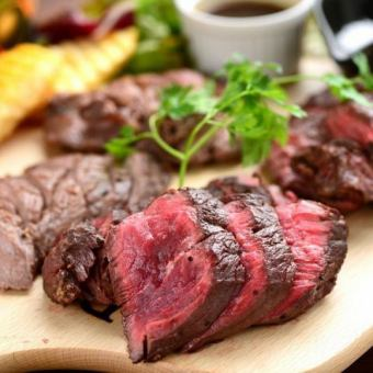 今天的肉菜肴拼盘
