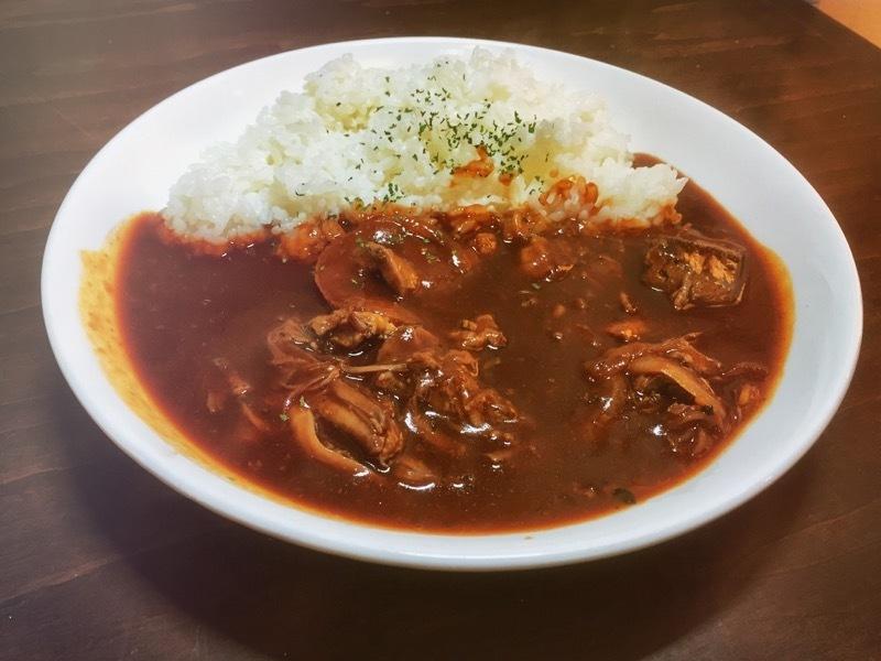 Mahoro心脏牛肉hayashi米
