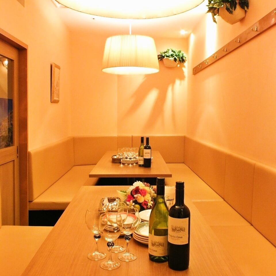 【Spacious 8 ~ 15 people private room】 ♪ at party for small group