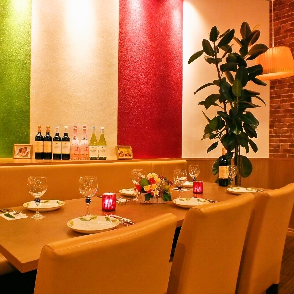 Calm lighting provides the best space to relax relaxedly ♪ The girls' party, Gokon, Circle and other special occasions such as banquet, birthday, welcome reception ◎
