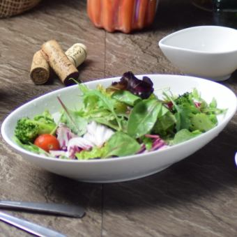 Yuya的混合蔬菜沙拉