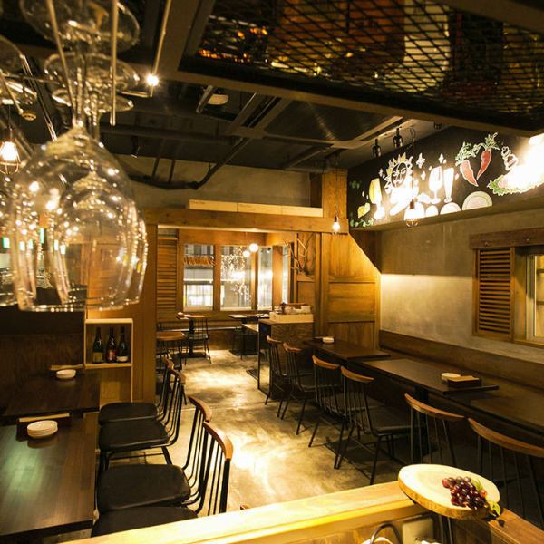 ◆ You can use up to 60 guests for private charter ♪ TV monitor available · BGM and cake arrangements are also available ☆ ◆ Private place for over 30 people OK! It is possible to sit for up to 44 people.Party course can be chosen according to the scenes from 3,480 yen to 6,000 yen with drink canned ★ Bookings for the year-end party · New year's party are in progress ♪ Please contact us soon! 【Shibuya meat charter】