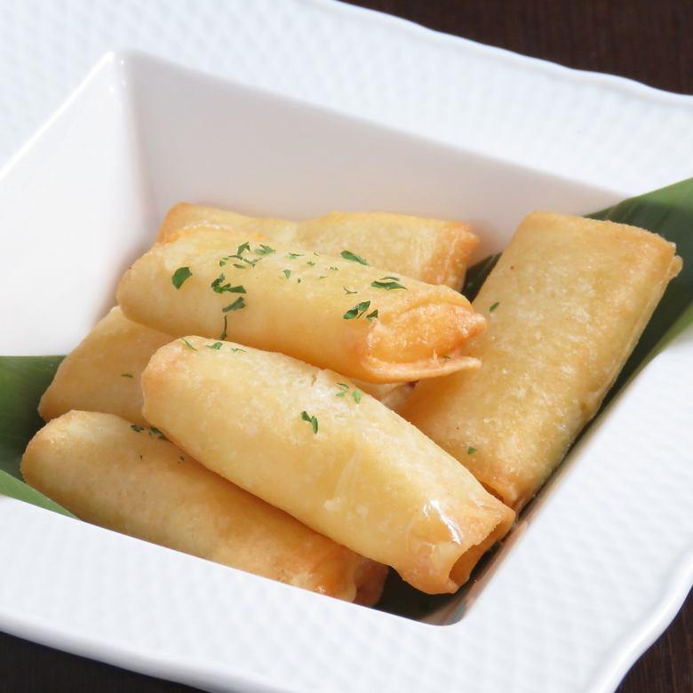 ミニチーズ巻揚げ(6個)