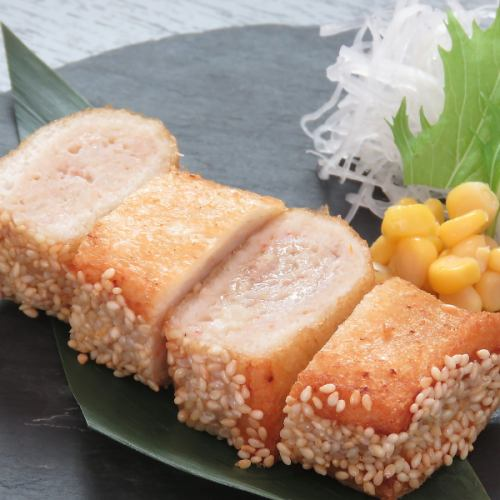 長崎郷土料理 ハトシ