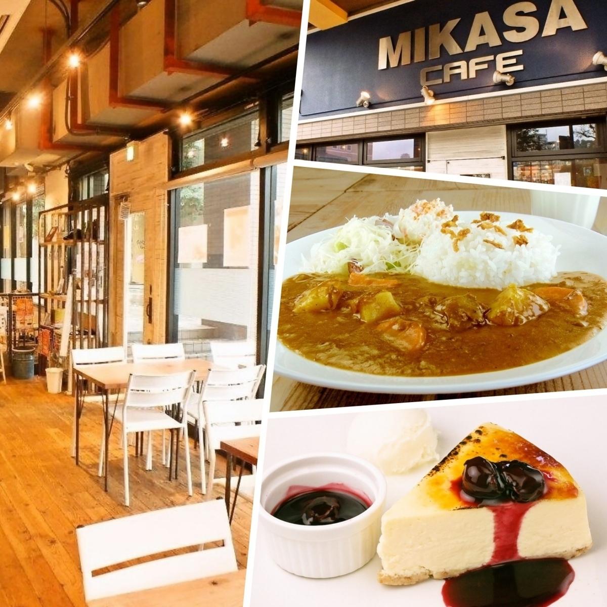 ミカサカフェ