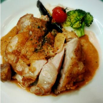 치킨 소테