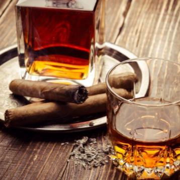 ウイスキー&シガー