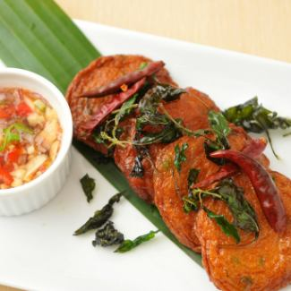 泰國魚剪裁白色魚(S尺寸)