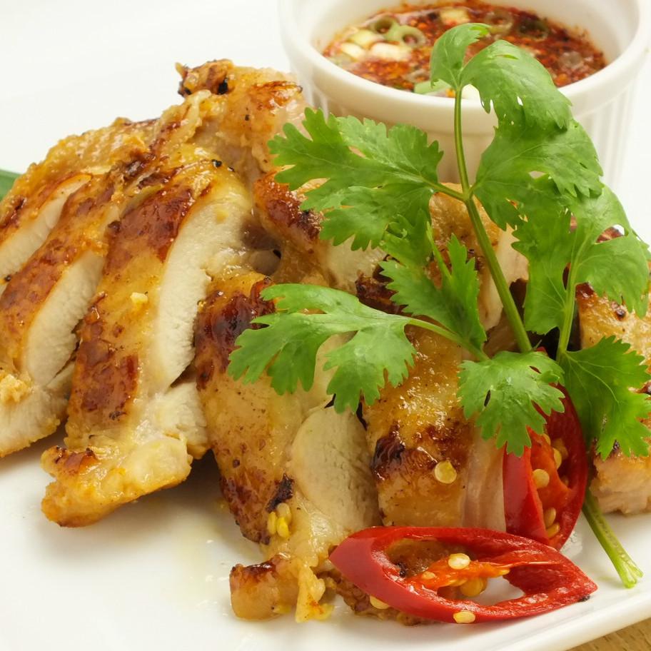 태국 스타일 닭고기 그릴
