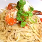 蝦泰式炒麵