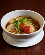 蝦和湯姆泰國麵條拉麵