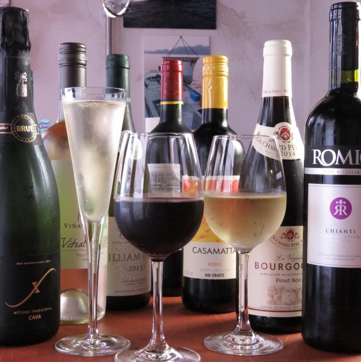 세계 각국의 와인
