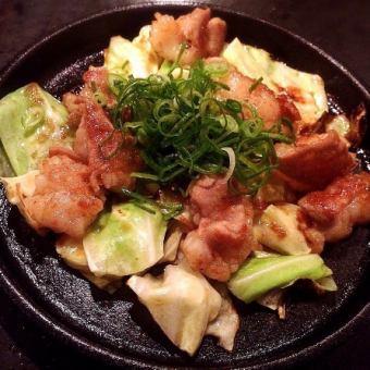 ホソ焼き(醤油だれ/味噌だれ)