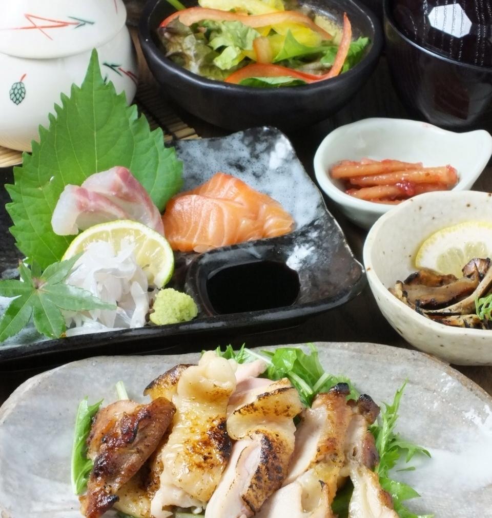 [下午] Rosuke套餐菜單\ 1450