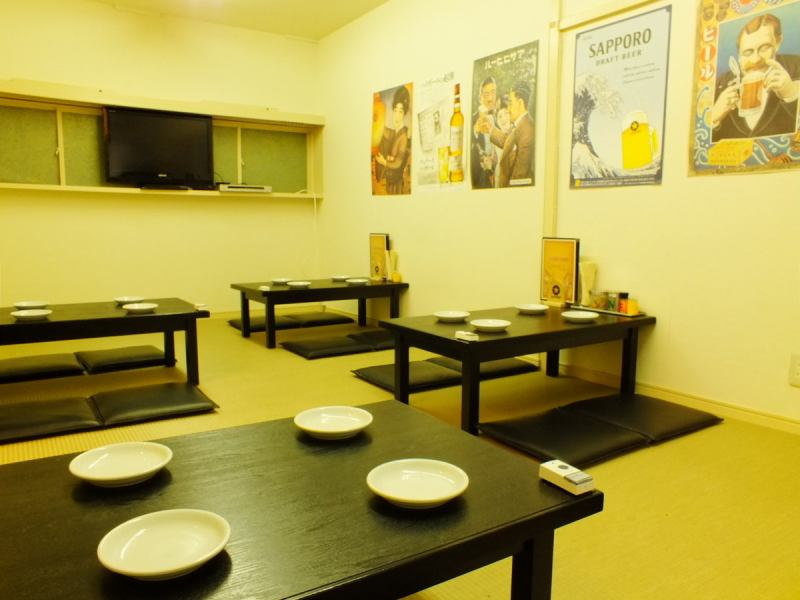 【Taisho station 2 minutes on foot ◎ Osamu seats are also available】 Banquet and drinking party available! ♪ There is also a dressing room, so I'm happy also for Mama with a young child Mom meeting or with children You are also very welcome to use.Please do come and visit us!