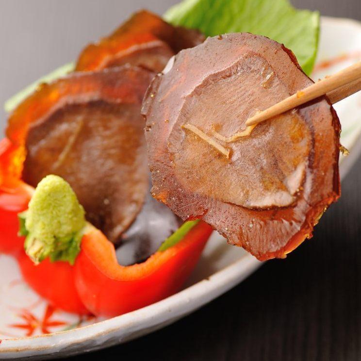 仙台牛たん大和煮