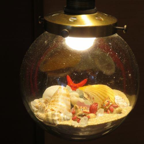 店主本人正在访问冲绳,承诺琉球玻璃!