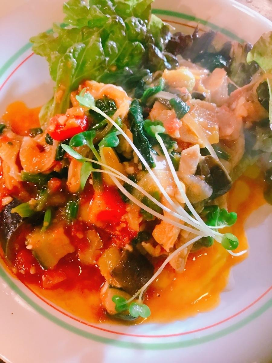 닭고기 이탈리안 토마토 소테