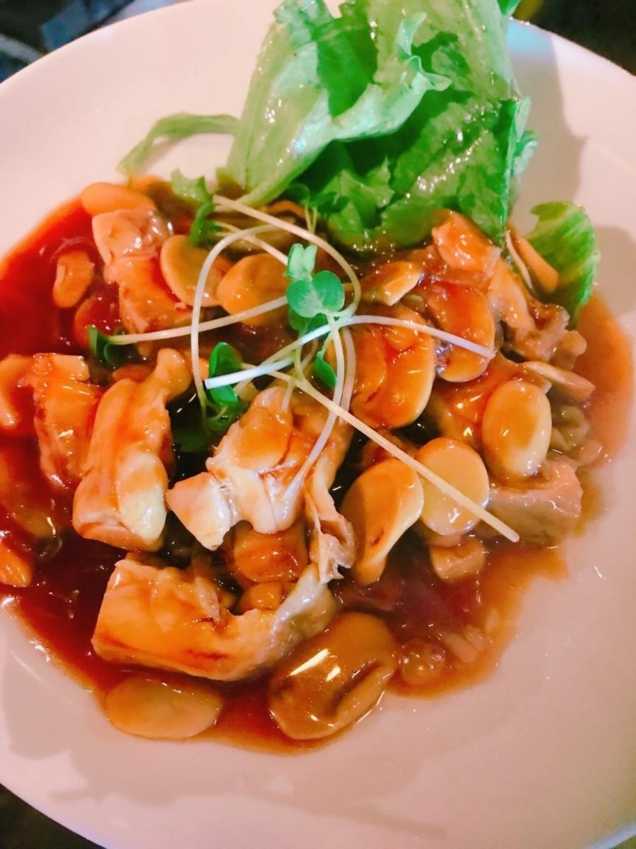 Teriyaki Saute of Chicken